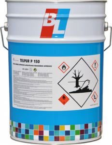 TELPUR  P150 - matná základná polyuretánová farba