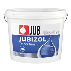 JUBIZOL Decor finish - dekoratívna fasádna hmota