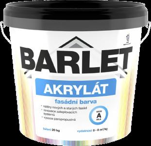 V 4013 BARLET fasádna akrylátová farba