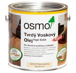 OSMO Tvrdý voskový olej RAPID