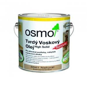 OSMO Tvrdý voskový olej Effekt Natural