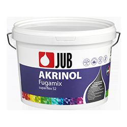 AKRINOL Fugamix superflex S2 - flexibilná škárovacia hmota šedý 3 kg