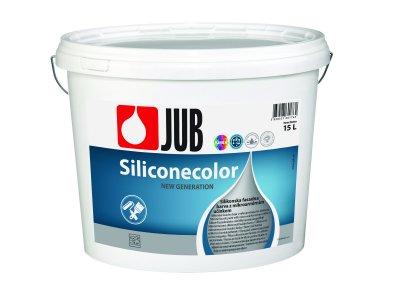 SILICONECOLOR - silikónová fasádna farba