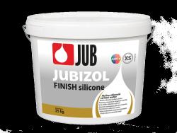 JUBIZOL Silicone finish XS - silikónová hladená dekoratívna omietka