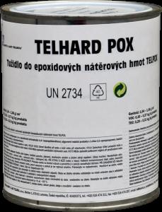 TELHARD POX - tužidlo do epoxidových náterov TELPOX