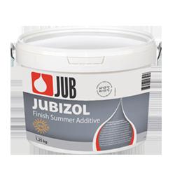 JUBIZOL finish summer additive - letná prísada pre predĺženie doby tvrdnutia omietok