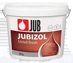 JUBIZOL Unixil finish S - siloxanová dekoratívna hladená omietka