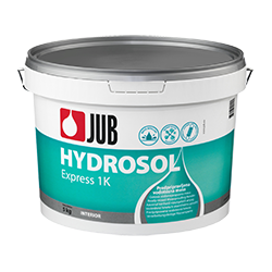 HYDROSOL Express 1K - predpripravená vodotesná hmota