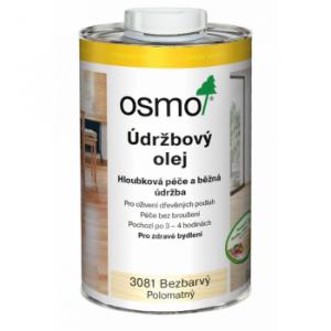 OSMO Údržbový olej