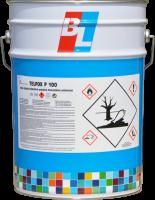 TELPOX P100 - základná epoxidová dvojzložková farba