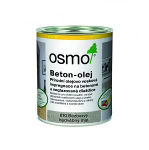 OSMO Olej na betón