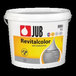 REVITALCOLOR - mikroarmovaná fasádna farba