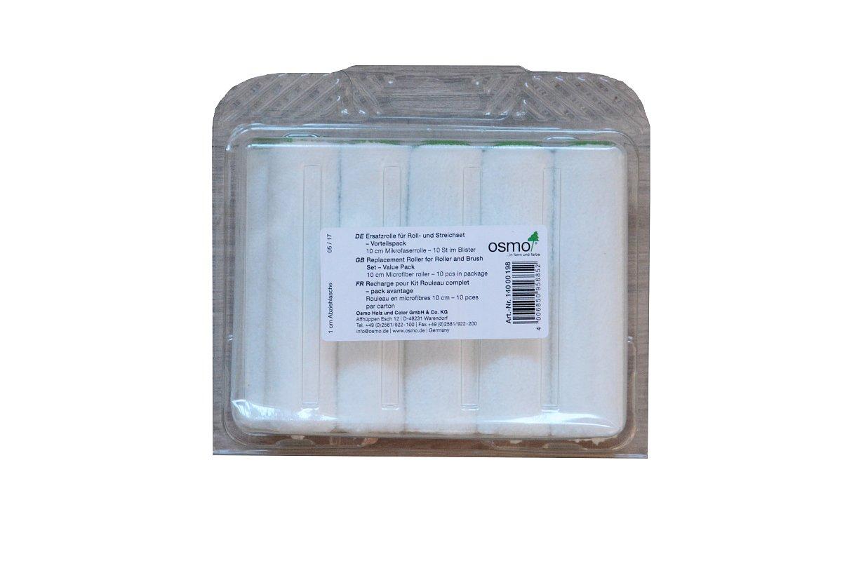 OSMO Náhradné valčeky pre sadu na valčekovanie a natieranie - 10 ks