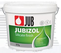 JUBIZOL Silicate finish S - silikátová dekoratívna hladená omietka