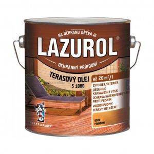 LAZUROL S 1080 - terasový olej