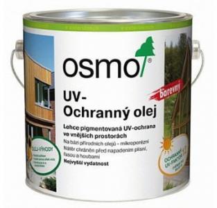 OSMO UV Ochranný olej farebný extra