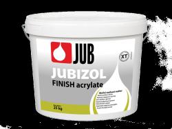 JUBIZOL Acryl finish XT - akrylátová dekoratívna škrabaná omietka
