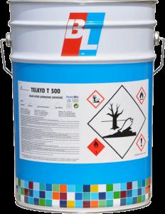 TELKYD T300 - vrchná priemyselná syntetická farba