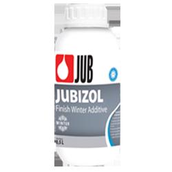 JUBIZOL finish winter additive - zimná prísada pre urýchlenie tvrdnutia omietok 0,5 l