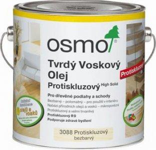 OSMO Tvrdý voskový olej protišmykový