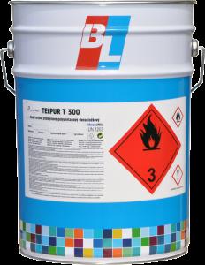 TELPUR T300 - vrchná priemyselná polyuretánová farba