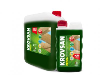 Krovsan PROFI + - fungicídny ochranný prípravok