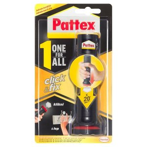 Lepidlo Pattex One For All Click&Fix
