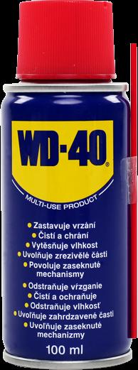 WD-40 univerzálny prípravok