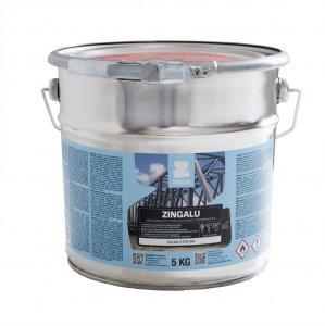 ZINGA ZINGALU - jednozložkový ochranný náter s obsahom organického zinku