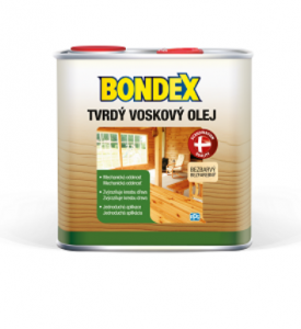 BONDEX Voskový olej