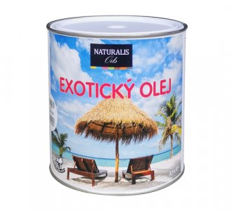 NATURALIS Exotický olej