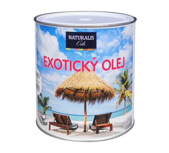 NATURALIS Exotický olej 15 l eo - bezfarebný