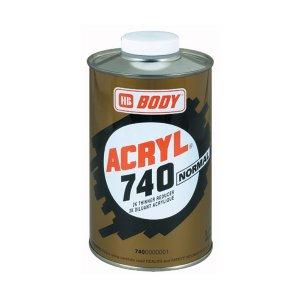 Body 740 - normálne akrylátové redidlo