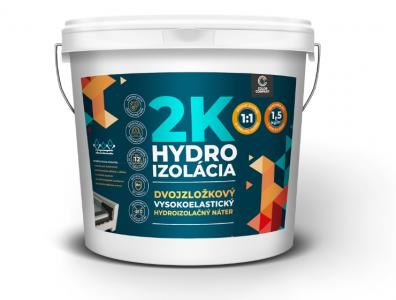 Hydroizolácia dvojzložková 2K