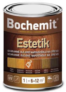 Bochemit Estetik - ochranné olejové napúšťadlo
