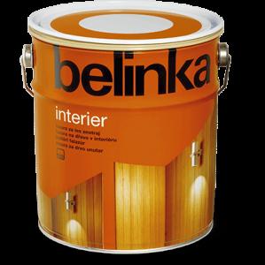 Belinka Interier - náter na drevo v interiéri
