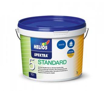 SPEKTRA Standard - akrylová fasádna farba