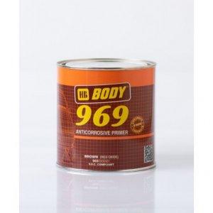 Body 969 - základný antikorózny tmel