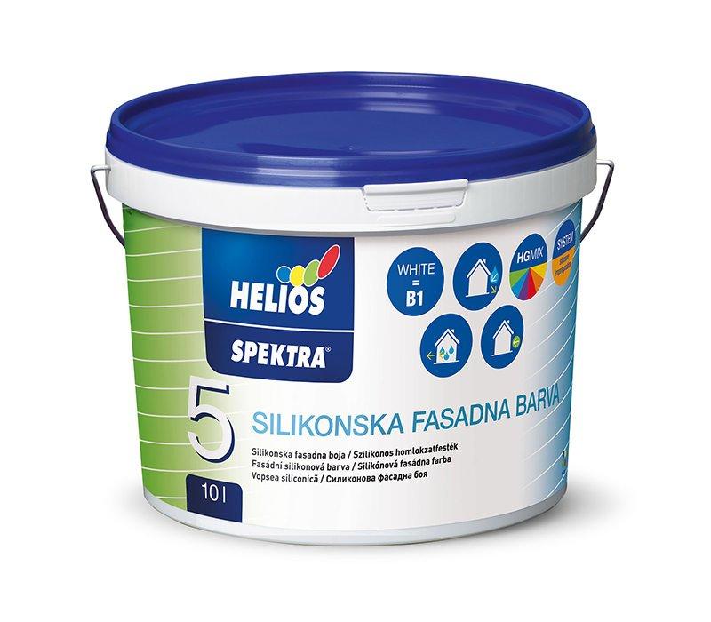 SPEKTRA Silikónová fasádna farba