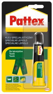 Pattex lepidlo textil