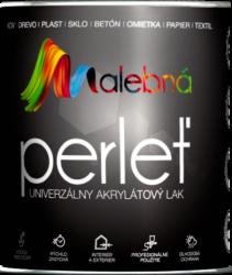 MALEBNÁ PERLEŤ - Perleťový akrylátový lak
