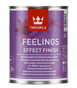Feelings Effect Finish - matná akrylátová umývateľná farba