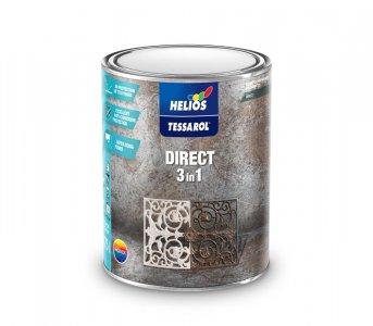 TESSAROL Direct 3v1 - Antikorózny náter na kov