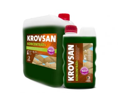 Krovsan KONCENTRÁT + - koncentrát na ochranu dreva