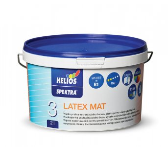 SPEKTRA Latex MAT - Matná latexová farba