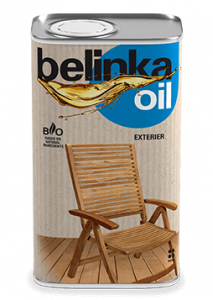 BELINKA Olej na drevo (exteriér)