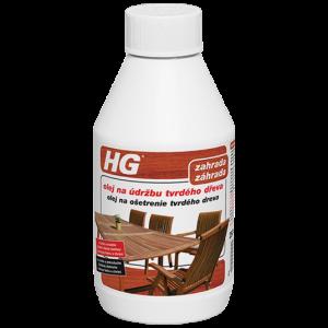 HG Olej na ošetrenie tvrdého dreva