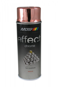 DECO Effect - Chrómový efekt