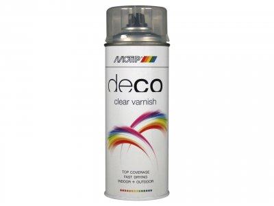 DECO Spray Paint - syntetický lak v spreji