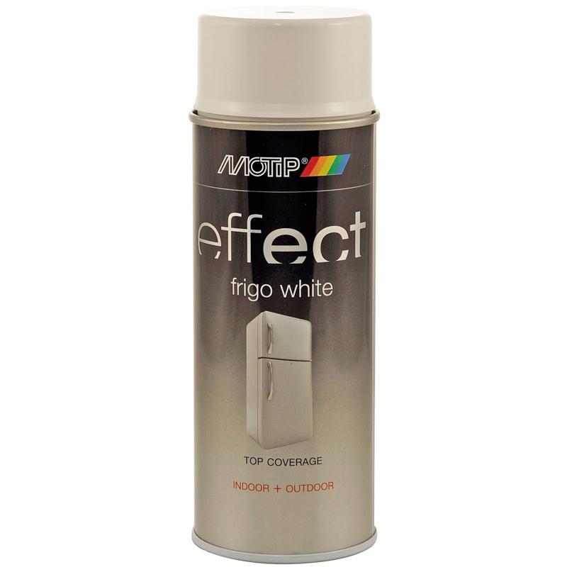 DECO Effect - Sprej na bielu techniku biely 400 ml